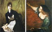 Pintureras; mujeres pintoras