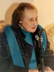 Elena Martín Vivaldi, la dama de amarillo.